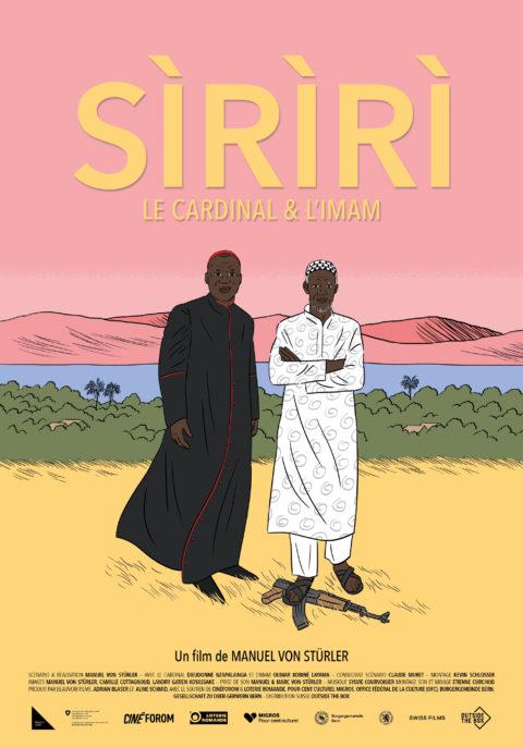 Sìrìrì – le cardinal et l'imam